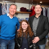 Tony Roche Menswear Relaunch -